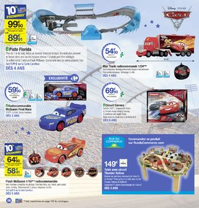 Catalogue Carrefour Noël 2017 page 38