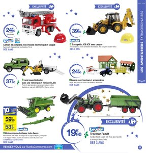 Catalogue Carrefour Noël 2017 page 41