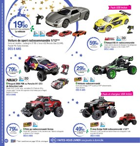 Catalogue Carrefour Noël 2017 page 42