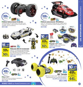 Catalogue Carrefour Noël 2017 page 43