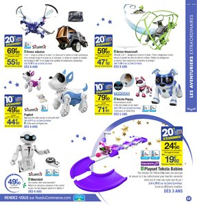 Catalogue Carrefour Noël 2017 page 45