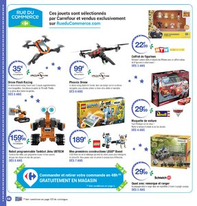Catalogue Carrefour Noël 2017 page 46