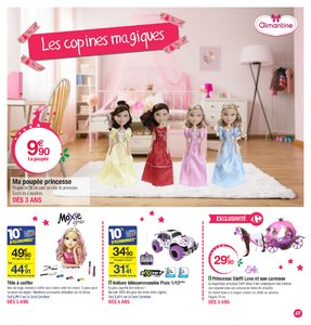 Catalogue Carrefour Noël 2017 page 47
