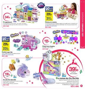 Catalogue Carrefour Noël 2017 page 49