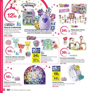 Catalogue Carrefour Noël 2017 page 50