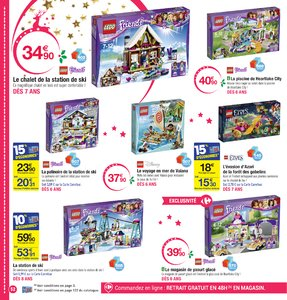 Catalogue Carrefour Noël 2017 page 52