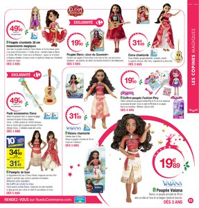 Catalogue Carrefour Noël 2017 page 53