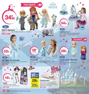 Catalogue Carrefour Noël 2017 page 54