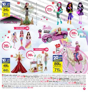Catalogue Carrefour Noël 2017 page 57
