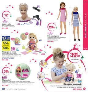 Catalogue Carrefour Noël 2017 page 59