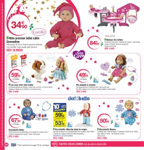 Catalogue Carrefour Noël 2017 page 60