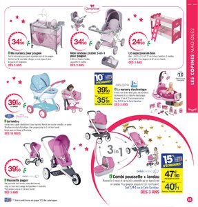 Catalogue Carrefour Noël 2017 page 63