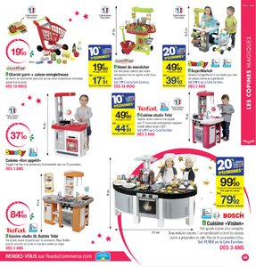 Catalogue Carrefour Noël 2017 page 65
