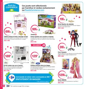 Catalogue Carrefour Noël 2017 page 66