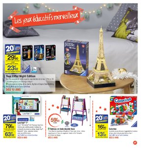 Catalogue Carrefour Noël 2017 page 67
