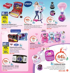 Catalogue Carrefour Noël 2017 page 69