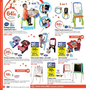 Catalogue Carrefour Noël 2017 page 72