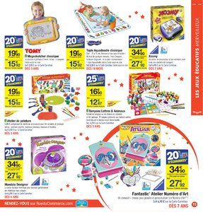 Catalogue Carrefour Noël 2017 page 73