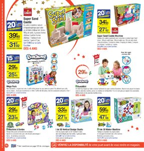 Catalogue Carrefour Noël 2017 page 74