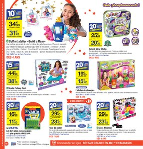 Catalogue Carrefour Noël 2017 page 76