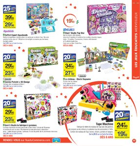 Catalogue Carrefour Noël 2017 page 77