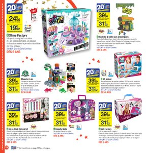 Catalogue Carrefour Noël 2017 page 78