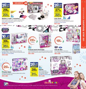 Catalogue Carrefour Noël 2017 page 79