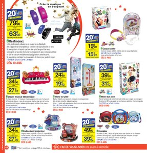 Catalogue Carrefour Noël 2017 page 80