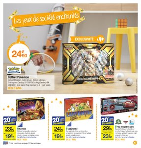 Catalogue Carrefour Noël 2017 page 83