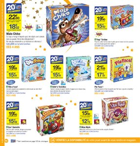 Catalogue Carrefour Noël 2017 page 84