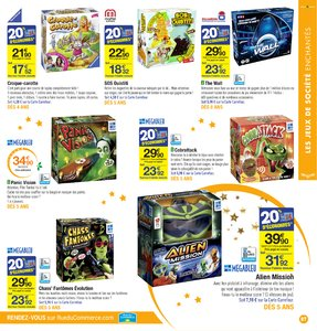 Catalogue Carrefour Noël 2017 page 87