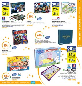 Catalogue Carrefour Noël 2017 page 89