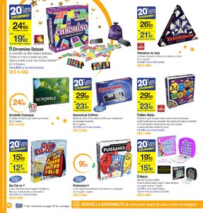 Catalogue Carrefour Noël 2017 page 90