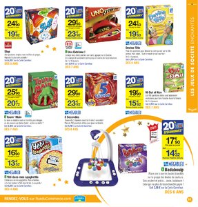 Catalogue Carrefour Noël 2017 page 91