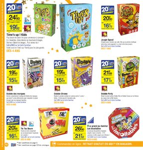 Catalogue Carrefour Noël 2017 page 92