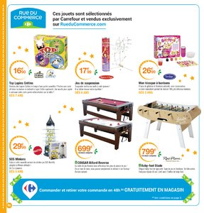 Catalogue Carrefour Noël 2017 page 94