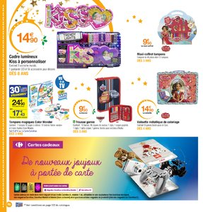 Catalogue Carrefour Noël 2017 page 96