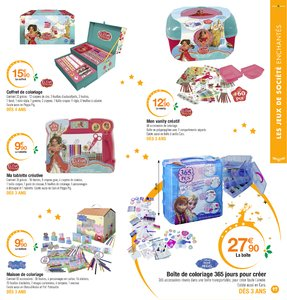 Catalogue Carrefour Noël 2017 page 97