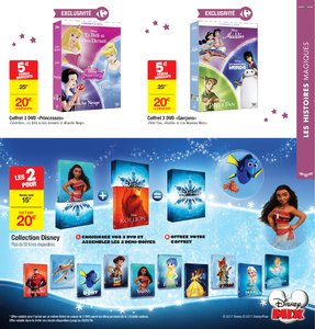 Catalogue Carrefour Noël 2017 page 99