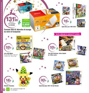 Catalogue Carrefour Noël 2017 page 106