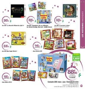 Catalogue Carrefour Noël 2017 page 107