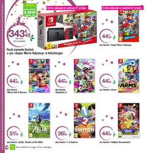 Catalogue Carrefour Noël 2017 page 108