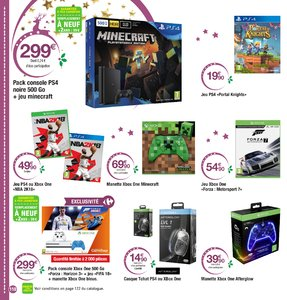 Catalogue Carrefour Noël 2017 page 110