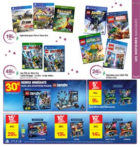 Catalogue Carrefour Noël 2017 page 111