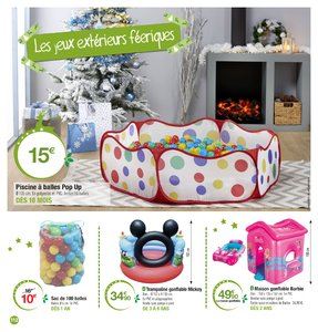 Catalogue Carrefour Noël 2017 page 112
