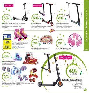 Catalogue Carrefour Noël 2017 page 119
