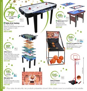 Catalogue Carrefour Noël 2017 page 120
