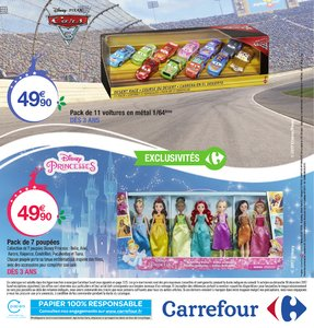 Catalogue Carrefour Noël 2017 page 124