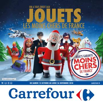 Catalogue Carrefour Noël 2018