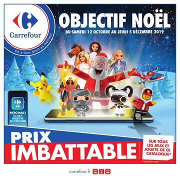 Catalogue Carrefour Noël 2019